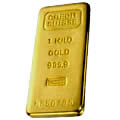 One Kilo Gold Bar