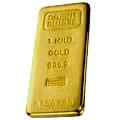 One Kilo Gold Bar